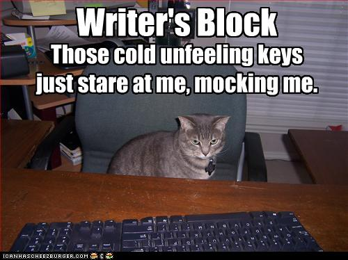 Bust Writer's Block