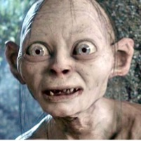 Write Gollum's Love Story